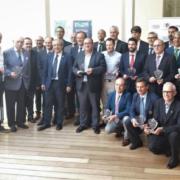 La UMA premia a FYM-HeidelbergCement por su mecenazgo de la Cátedra de Innovación en Materiales de Construcción