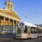 Bombardier suministrará 30 tranvías a Bruselas
