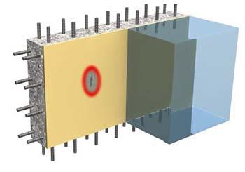 Sikaproof solución para proteger estructuras enterradas frente a gases, incluidos el gas radón y metano