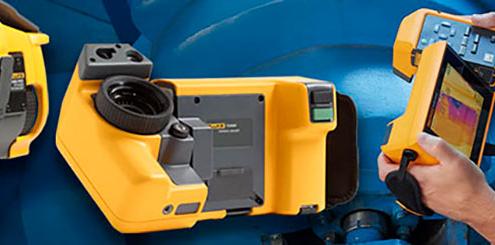 Cámaras termográficas con una auténtica resolución de 640 x 480 para inspecciones de calidad superior