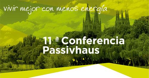 11ª Conferencia Española PASSIVHAUS