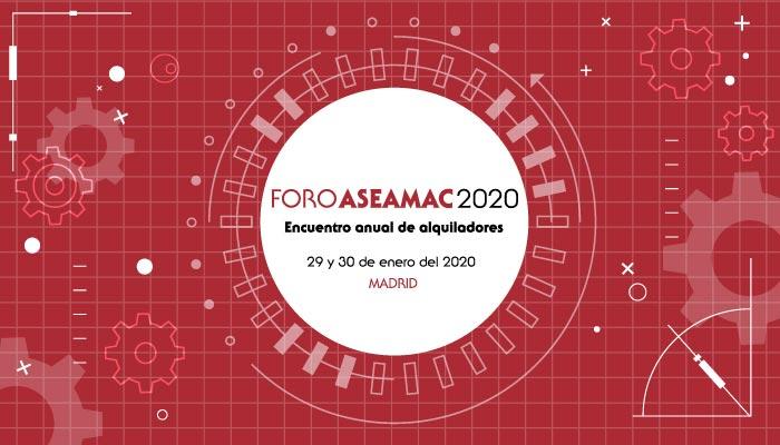 Foro ASEAMAC 2020