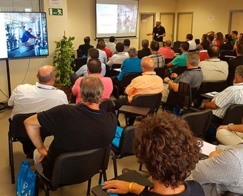 MC Spain reúne profesionales en jornadas sobre pavimentos de hormigón