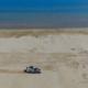Limpiador de arena Bobcat combate el peligro del plástico en las playas