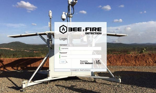 Lucha contra incendios, más eficaz gracias a la IA de IBM - 2
