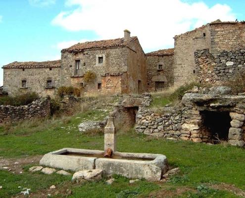 Agua urbana y despoblación, la España vacía