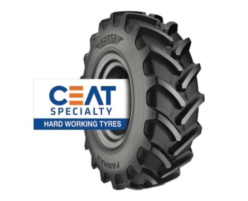 CEAT presenta nuevas llantas para tractores y cosechadoras