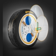 Continental presenta los neumáticos del futuro: Conti C.A.R.E.