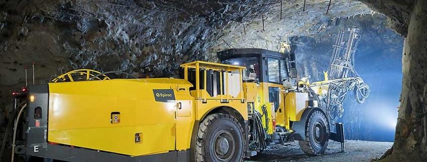 Nuevo sistema de anclaje de rocas en minería y excavación de túneles