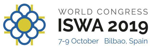 Congreso Mundial ISWA2019, Bilbao