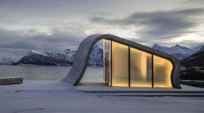 Noruega vive una oleada arquitectónica de edificios sostenibles y eficientes