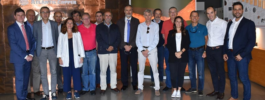 Reunión anual para analizar el futuro del sector minero