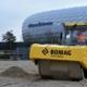 Compactación óptima aparcamiento del estadio muniqués Allianz Arena