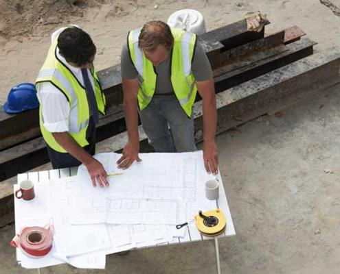 Los delineantes, la ocupación que más crece en el sector de la construcción