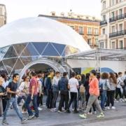 V Semana de la Ingeniería de Caminos con más de 33.000 visitantes