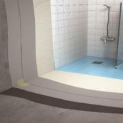 Colocación cerámica, ejecución e impermeabilización de un baño
