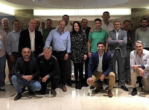 HIMOINSA congrega su red comercial de España en Convención Anual