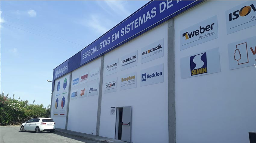 Distriplac traslada su almacén de Lisboa