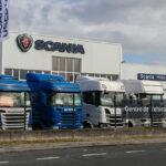 Jornadas del vehículo de ocasión de Scania