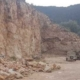 Ganando espacio a la montaña: cemento demoledor CRAS