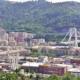 Abriendo camino para el nuevo puente MORANDI de Génova