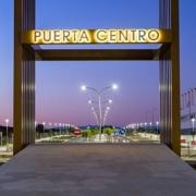 Schréder, ilumina la plataforma Puerta Centro-Ciudad del Transporte