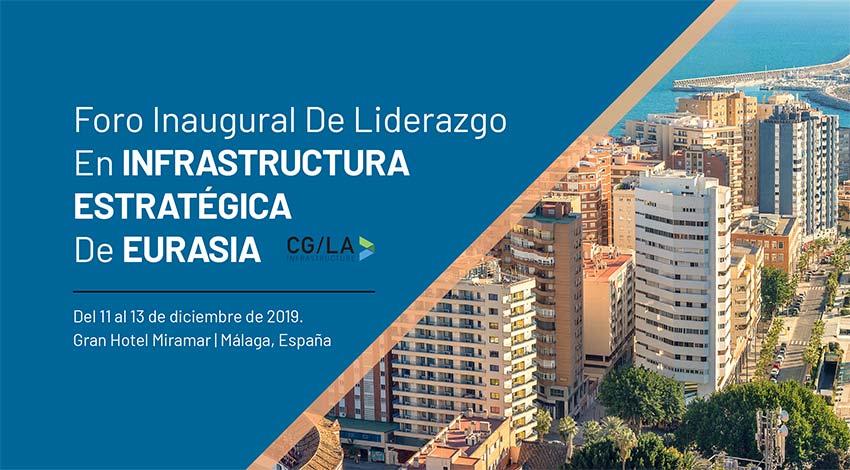 Foro Inaugural de Liderazgo en Infraestructura Estratégica de Europa, Eurasia, y la región Sur y Este del Mediterráneo