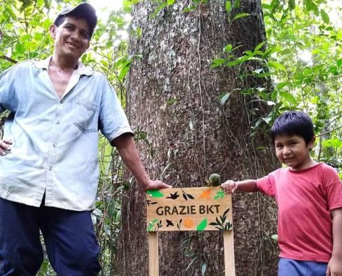 BKT y CESVI, compromiso constante para salvar la selva amazónica