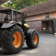 Continental lanza nuevo neumático agrícola inteligente Hybrid