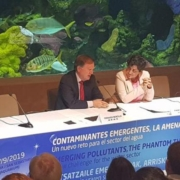 Fernando Morcillo destaca la preocupación por los contaminantes