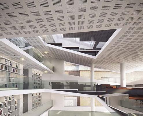PLADUR® incorpora su tecnología PLADUR AIR a todos sus techos