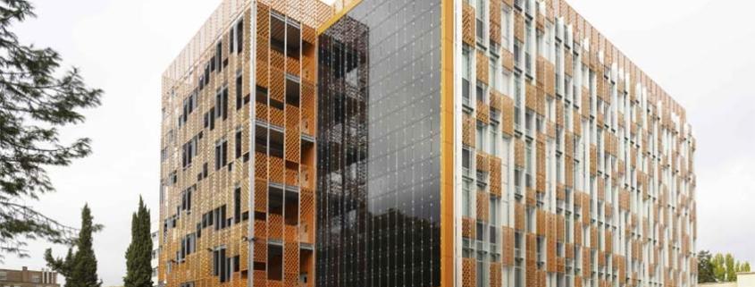 Finalistas del Premio Mapei a la arquitectura sostenible 2019