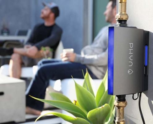 Uponor lanza Phyn Plus, un asistente inteligente de agua