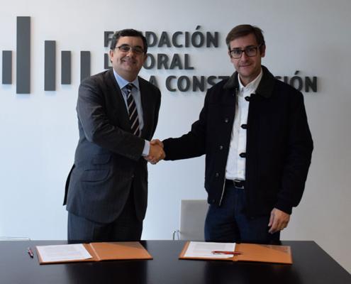 La Fundación Laboral firma un acuerdo con Andimac