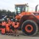 Gran pedido de cargadoras de ruedas Doosan para CEMEX