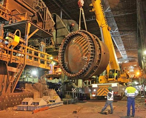 ATLANTIC COPPER finaliza parada técnica con inversión de 19 millones €