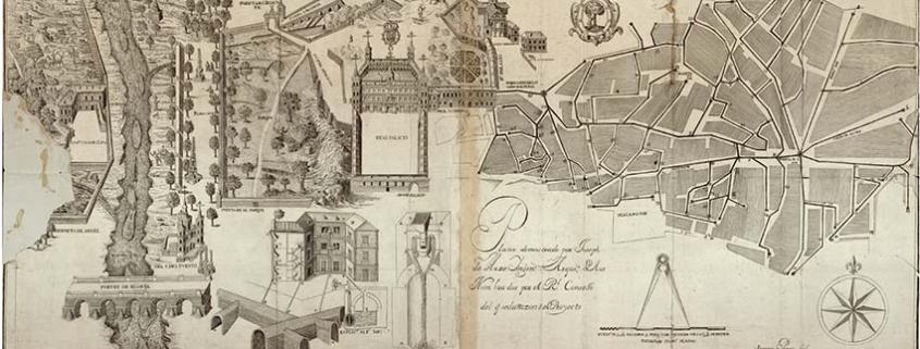 Red de alcantarillado de Madrid con una mirada através de la historia