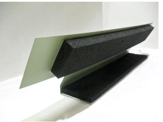 Protección acústica del alma del carril Calmmoon Rail - 4