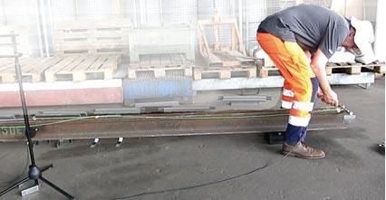 Protección acústica del alma del carril Calmmoon Rail - 8