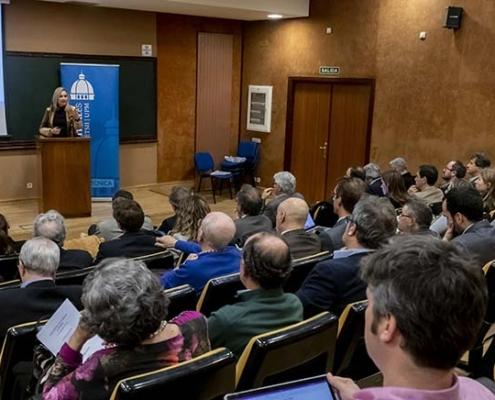 Estudio del Aula Universitaria Madrid Subterra