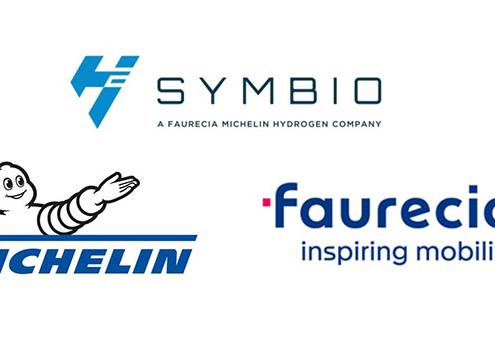 Faurecia y Michelin joint venture para movilidad basada en el hidrógeno