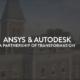 AUTODESK y ANSYS, innovación y diseño revolucionario de la ingeniería