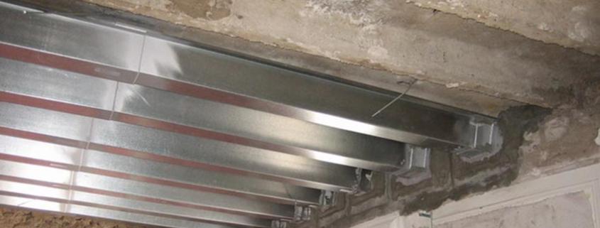 Sistema NOUBAU, la mejor solución para vigas con carbonatación