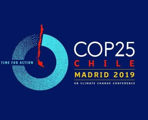 Jornadas Arquitectura ante el cambio climático en el marco de la COP25