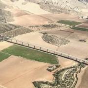 La nueva línea ferroviaria de alta velocidad Antequera-Granada confía en la tecnología de Thales