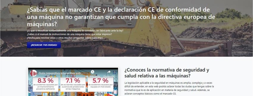 La Fundación Laboral lanza siete herramientas online de prevención