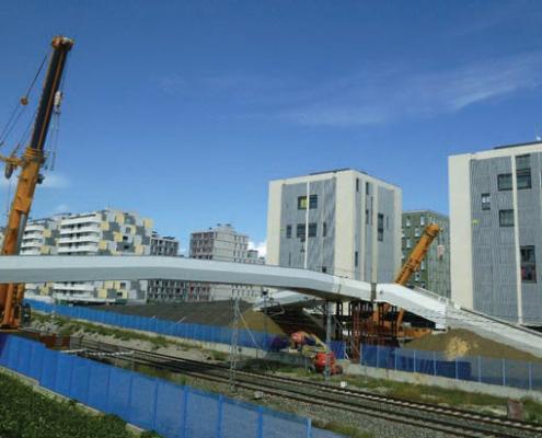 Puentes y pasarelas urbanas - 5