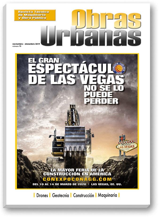 Revista Obras Urbanas 78