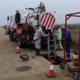 Limpieza y desinfección de los depósitos municipales de agua de Toro
