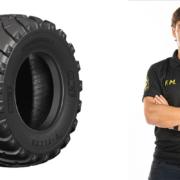 En FIMA se exponen los mejores neumáticos agrícolas de BKT